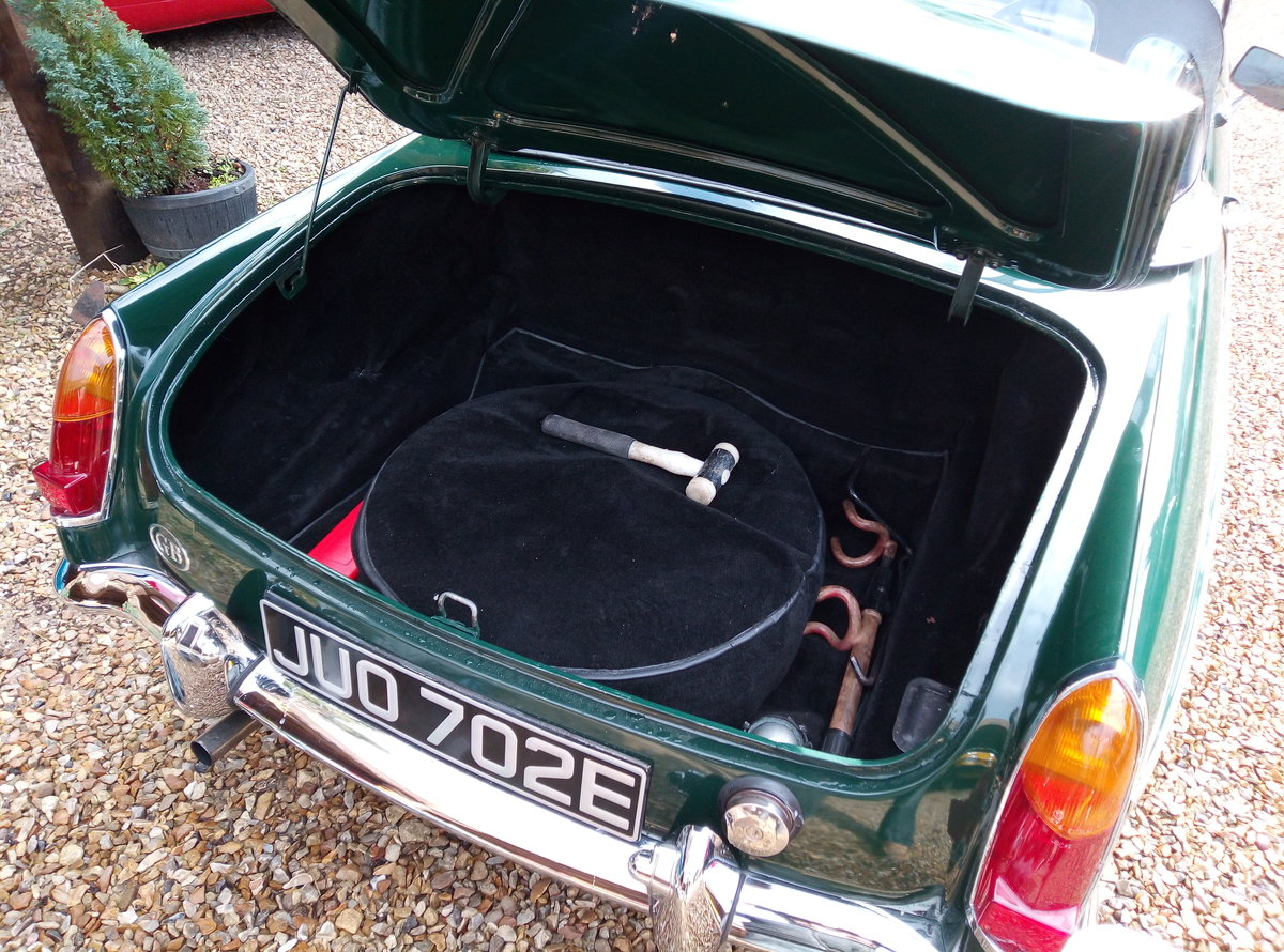 1967 lovely 60's Roadster  For Sale (picture 5 of 6)