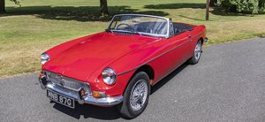 1969 MGB Roadster with Overdrive For Sale