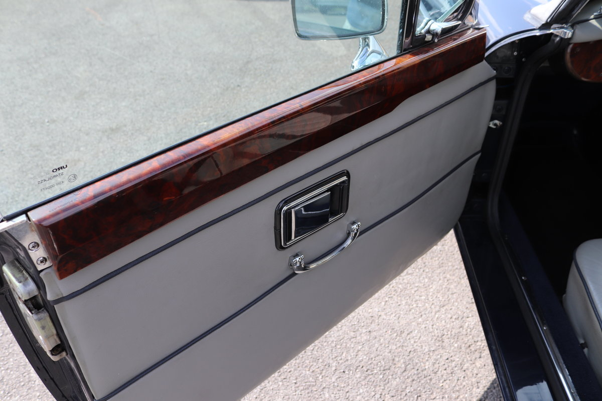 1974 MGB HERITAGE SHELL in Midnight blue For Sale (picture 6 of 6)