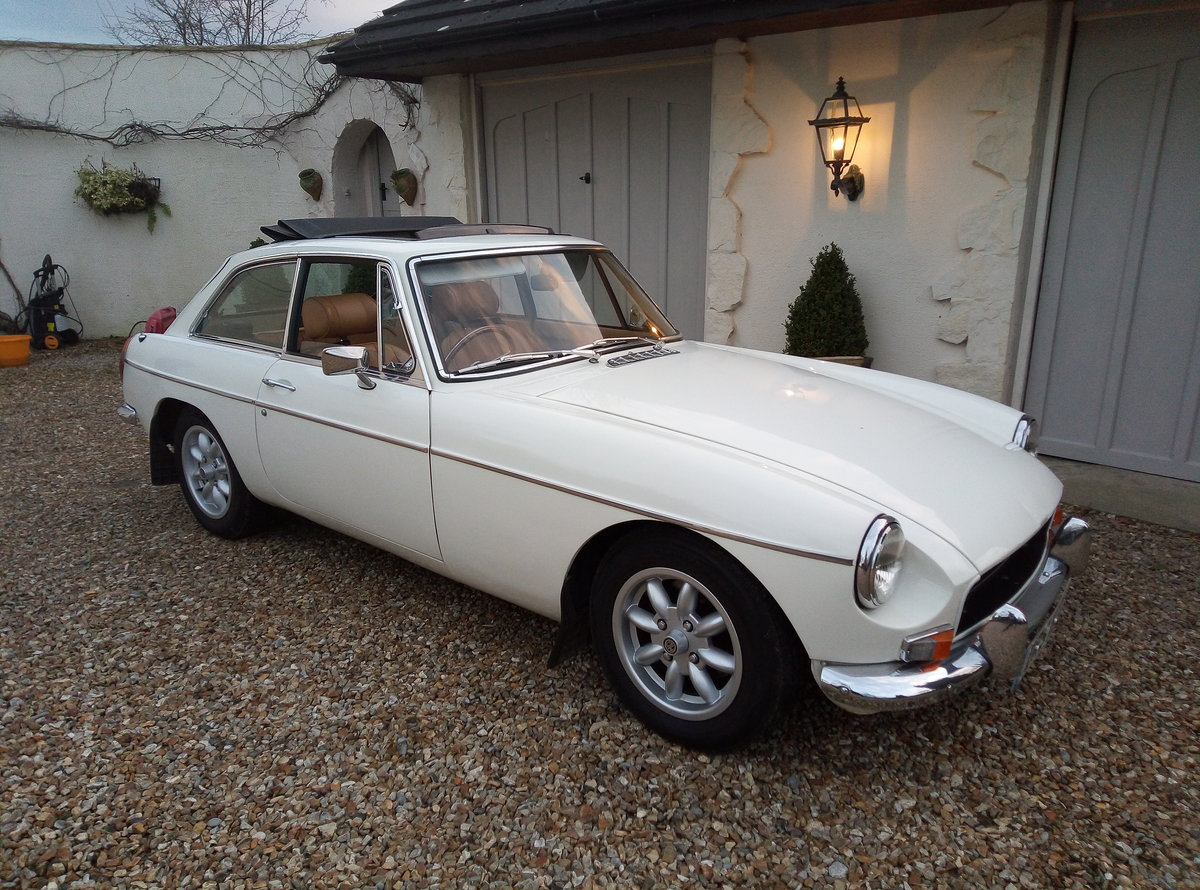 1973 MGB GT IMMACULATE  EXAMPLE  For Sale (picture 1 of 6)