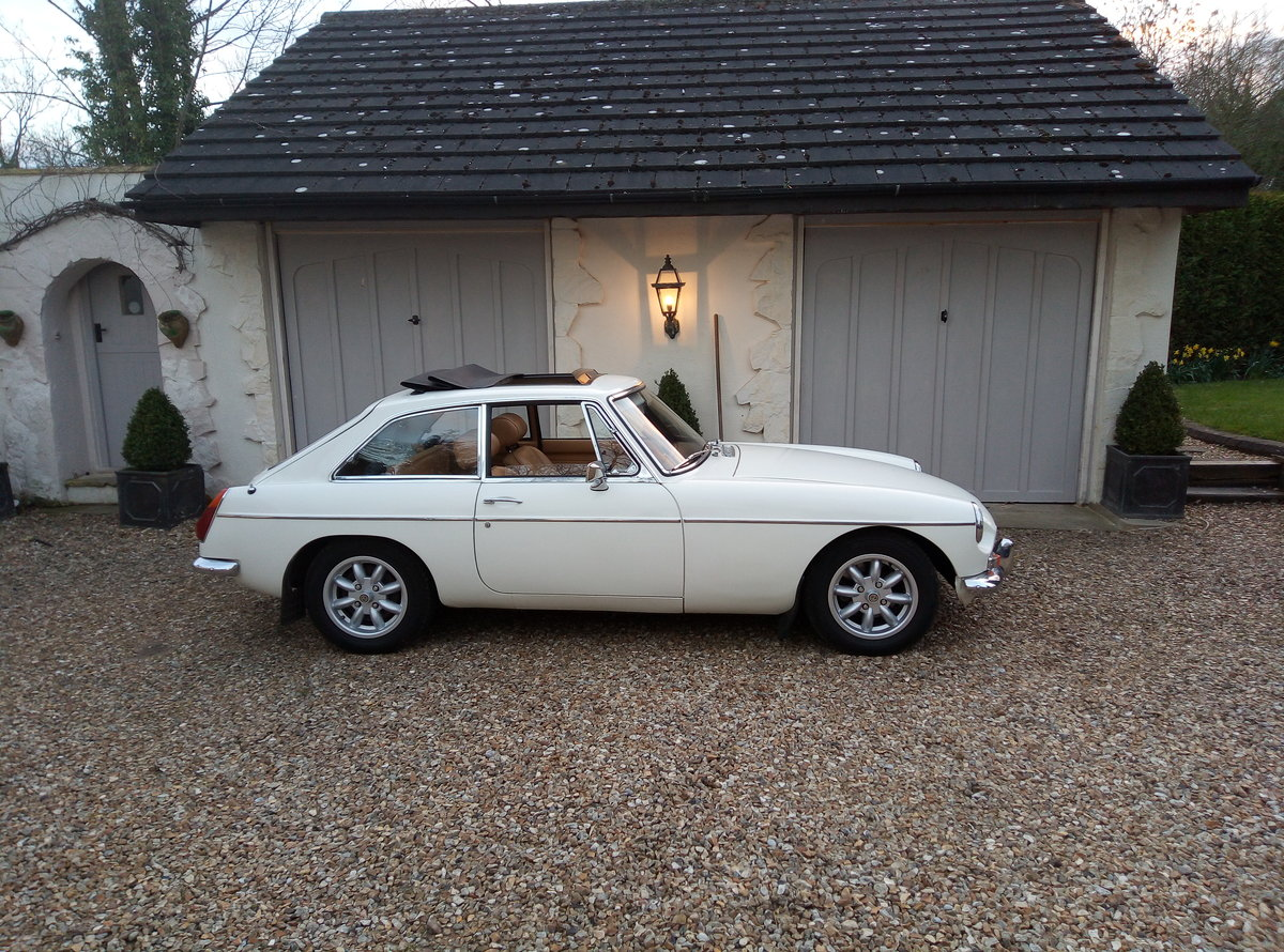 1973 MGB GT IMMACULATE  EXAMPLE  For Sale (picture 5 of 6)