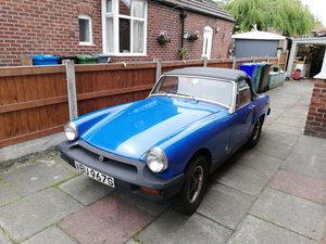1978 MG Midget 1500 46000 Miles For Sale