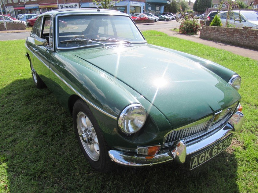 1969 MGB GT  For Sale (picture 1 of 1)