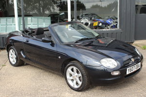 2001 2000 MGF AUTO,ONLY 29000 MILES,2 PREVIOUS OWNERS