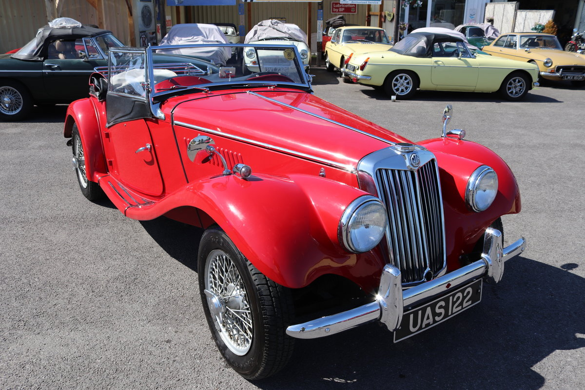 1964 MG TF 1250, UK Car For Sale (picture 1 of 6)