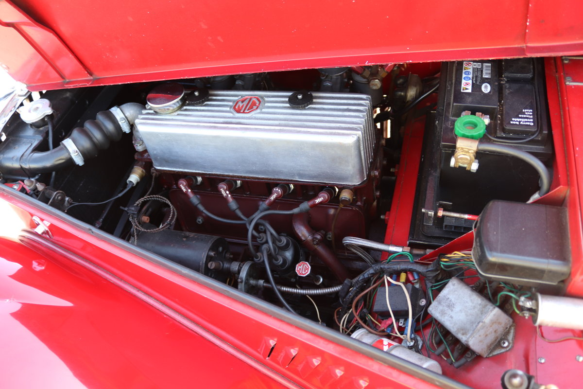 1964 MG TF 1250, UK Car For Sale (picture 3 of 6)