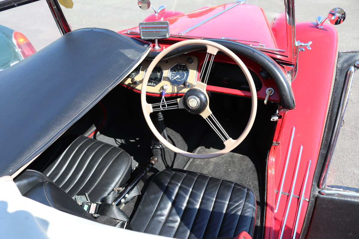 1964 MG TF 1250, UK Car For Sale (picture 4 of 6)