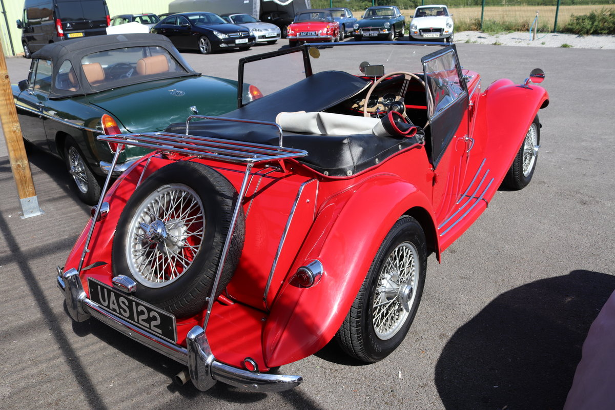 1964 MG TF 1250, UK Car For Sale (picture 5 of 6)