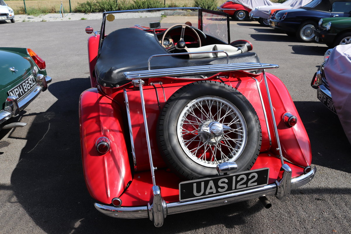 1964 MG TF 1250, UK Car For Sale (picture 6 of 6)