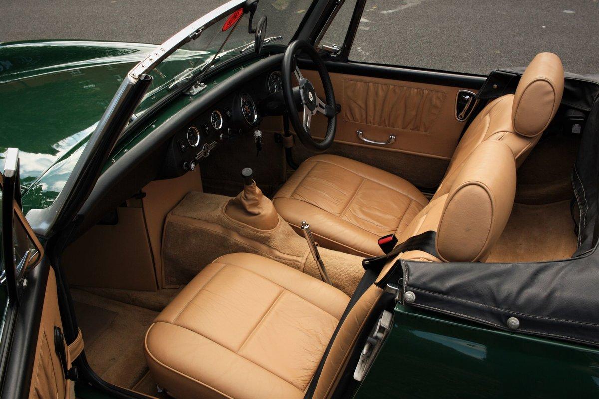 1971 MG Midget MkIV RWA, BRG - Heritage Bodyshell Restoration SOLD (picture 3 of 6)