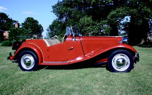 1950 MG TD MK1 Rare  For Sale