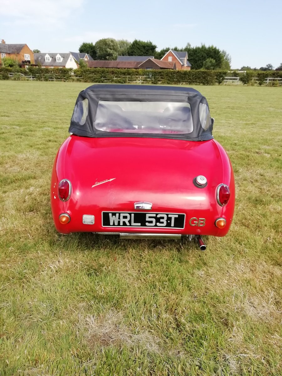 1979 Austin Healey Sprite Mk1 Frogeye Replica For Sale (picture 2 of 6)