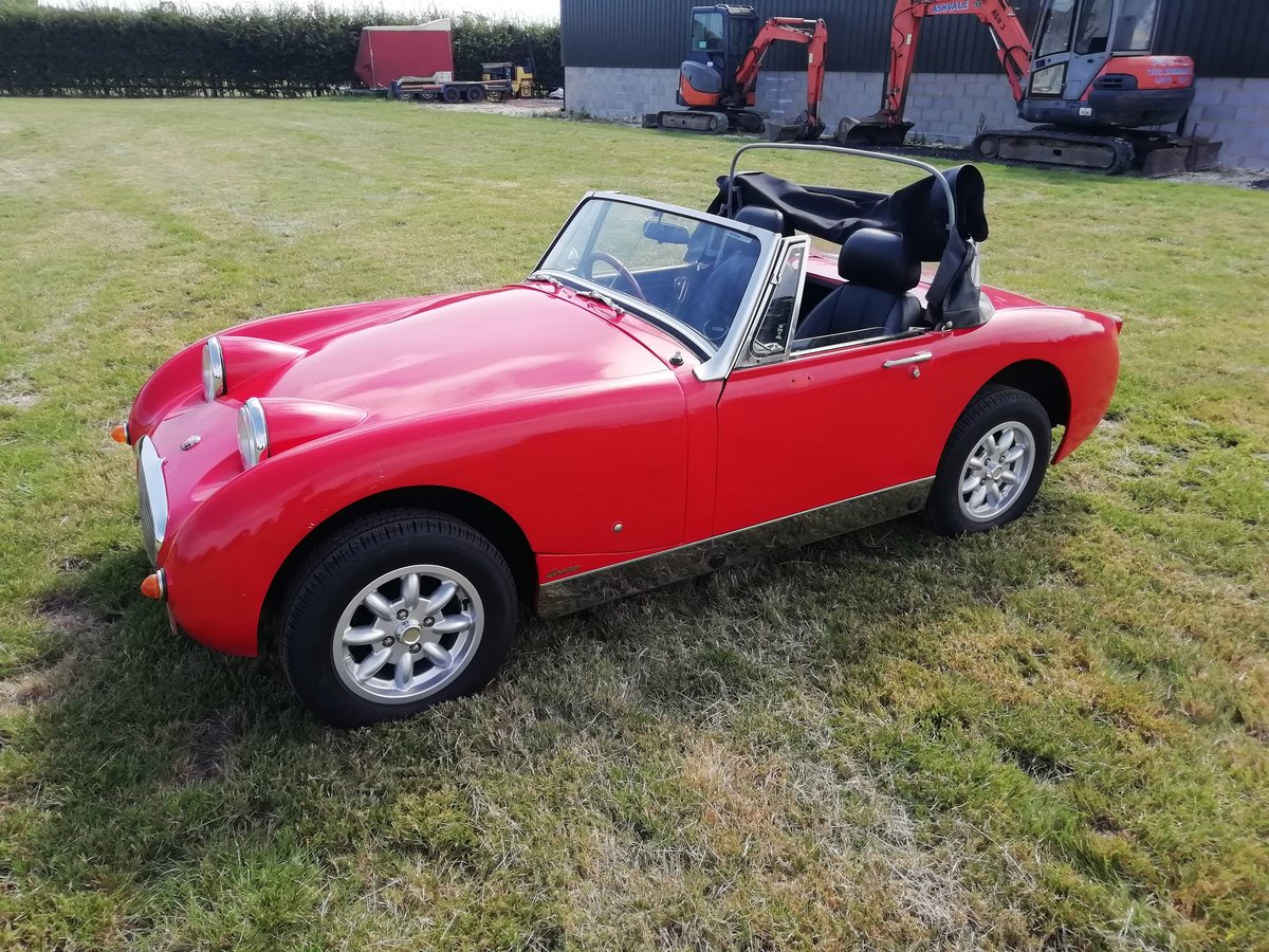 1979 Austin Healey Sprite Mk1 Frogeye Replica For Sale (picture 5 of 6)
