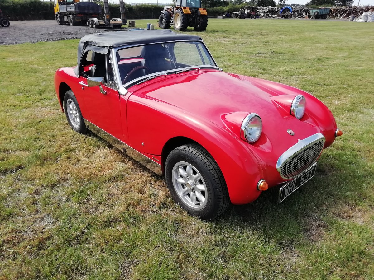 1979 Austin Healey Sprite Mk1 Frogeye Replica For Sale (picture 1 of 6)