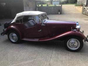 1953 MGTD Beautiful car For Sale