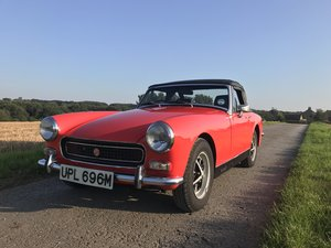 1974 MG Midget round arch For Sale
