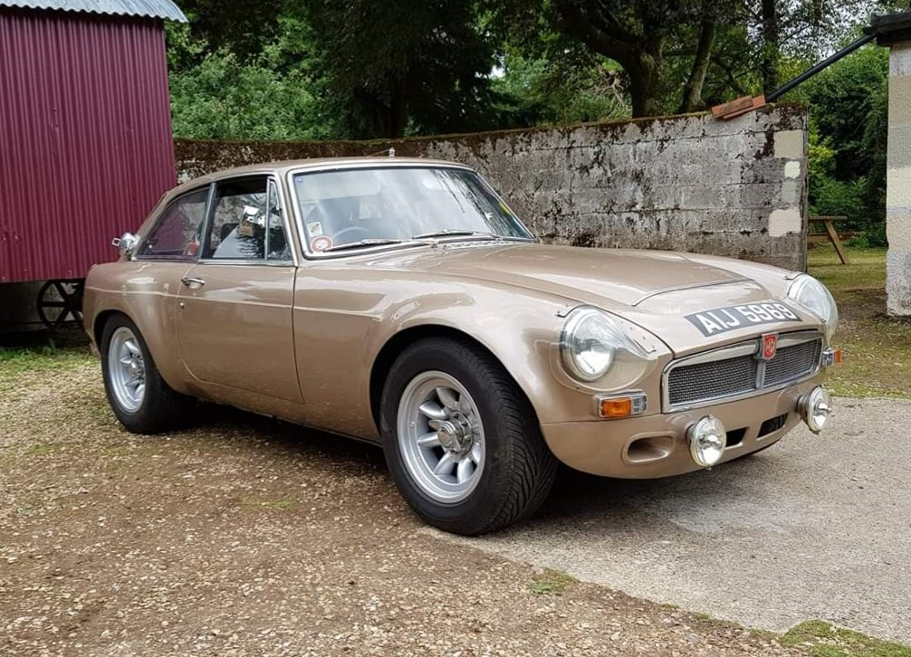 1968 MG C GT Sebring For Sale (picture 1 of 6)