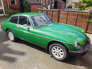 1977 MGB GT For Sale