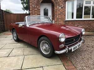 1973 MG MIDGET - RED -RESTORED IN 2005 For Sale