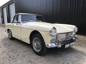 1969 MG Midget Mklll (pre-face lift model) For Sale