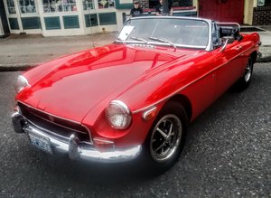 1970 MG MGB - Lot 688 For Sale by Auction
