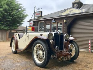 1936 MG TA For Sale