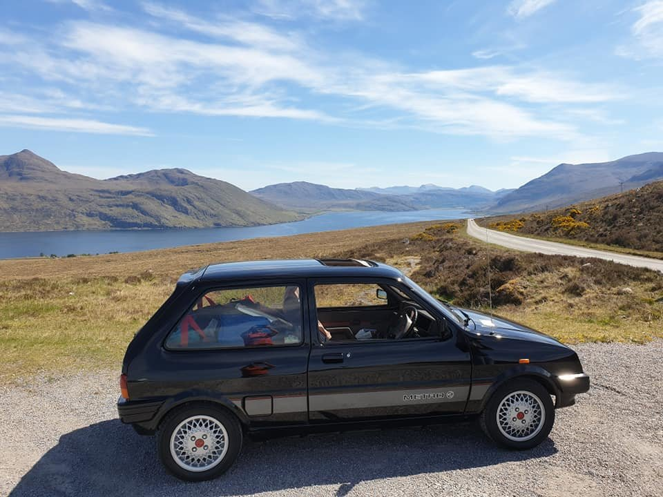 1988 MG Metro only 53,000 Miles in 31 years For Sale (picture 1 of 6)