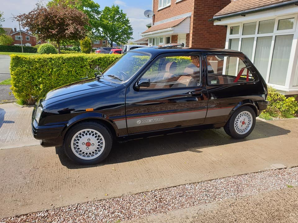 1988 MG Metro only 53,000 Miles in 31 years For Sale (picture 3 of 6)