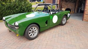1973 Mg midget full race