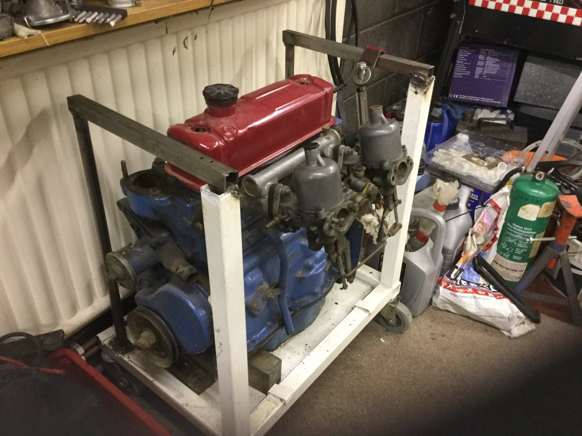 1950 MG Worsley Riley 1500 cc engine For Sale (picture 2 of 2)