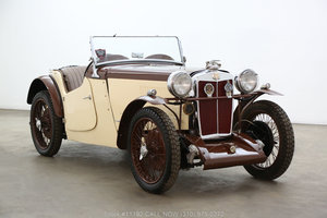 1935 MG PB For Sale