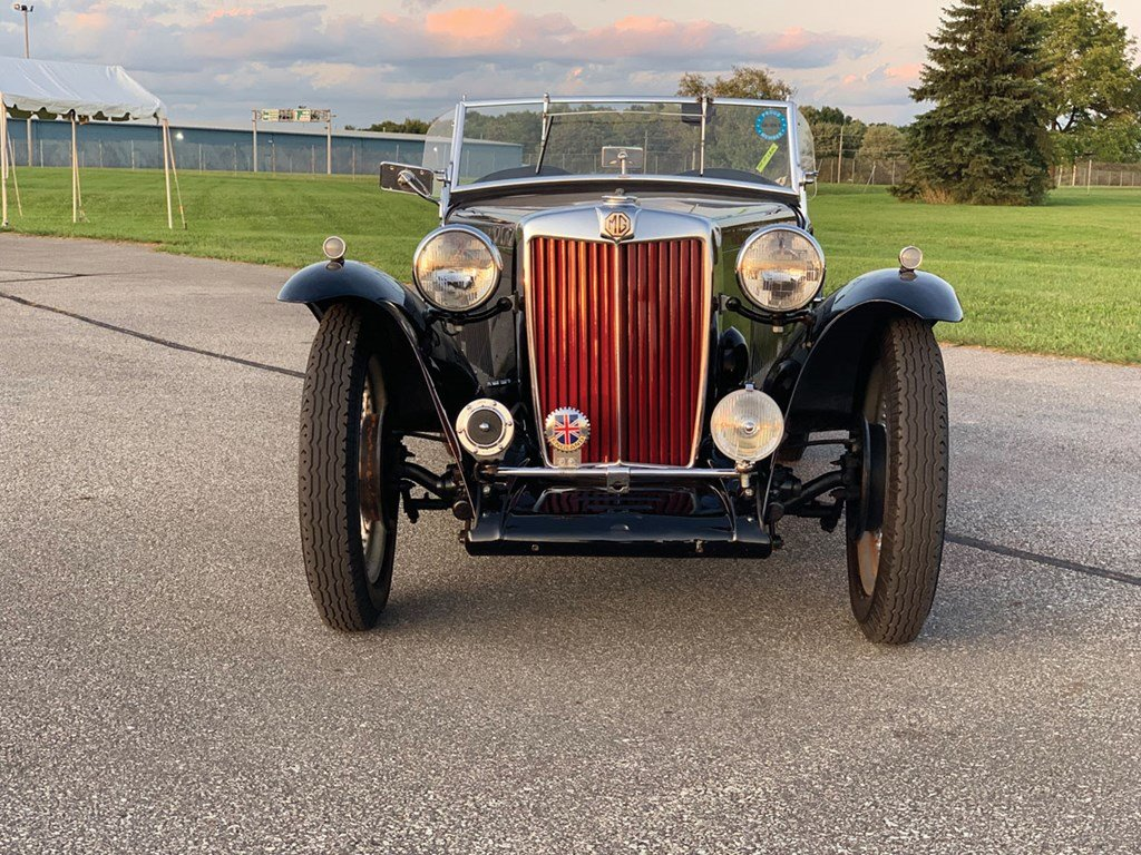 1948 MG TC  For Sale by Auction (picture 5 of 6)