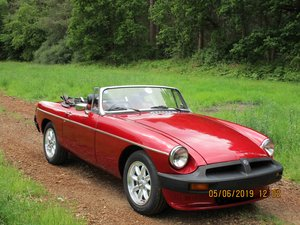 1978 Lovely MGB Roadster For Sale For Sale