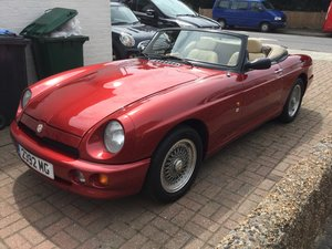 1993 MG RV8 For Sale
