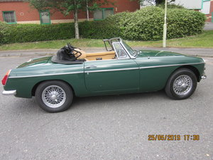 1970 MGB Roadster Only 3,850 Milesince full restoration For Sale