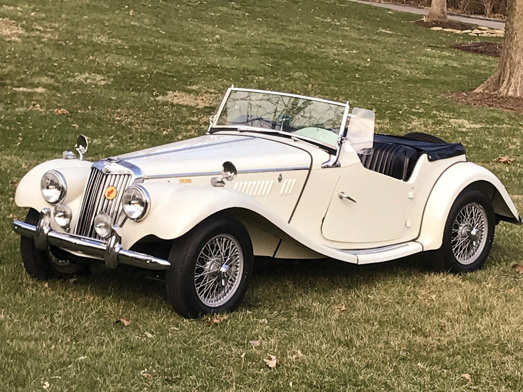 1955 MG TF  For Sale by Auction (picture 1 of 6)