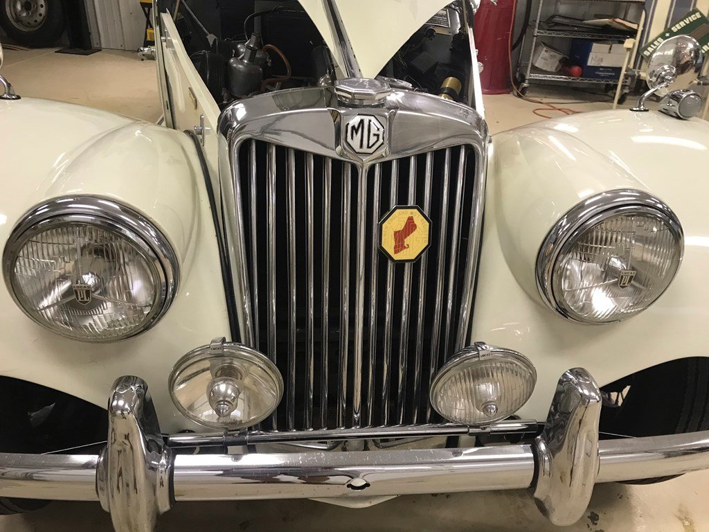 1955 MG TF  For Sale by Auction (picture 5 of 6)