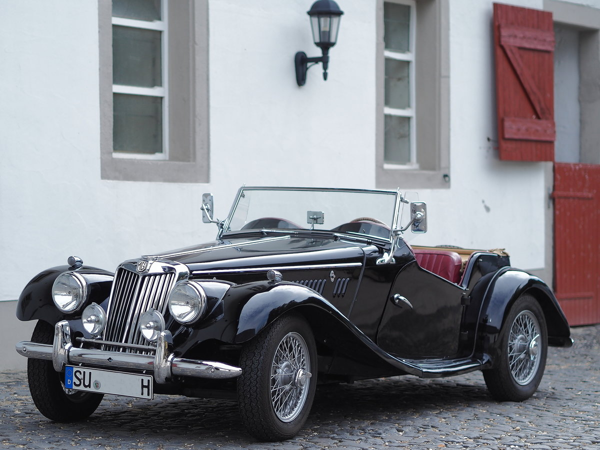 1953 MG 1250 TF For Sale (picture 1 of 6)
