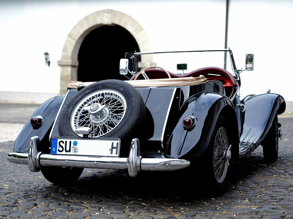 1953 MG 1250 TF For Sale (picture 2 of 6)
