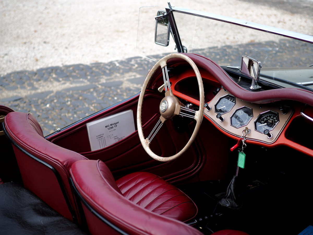 1953 MG 1250 TF For Sale (picture 3 of 6)
