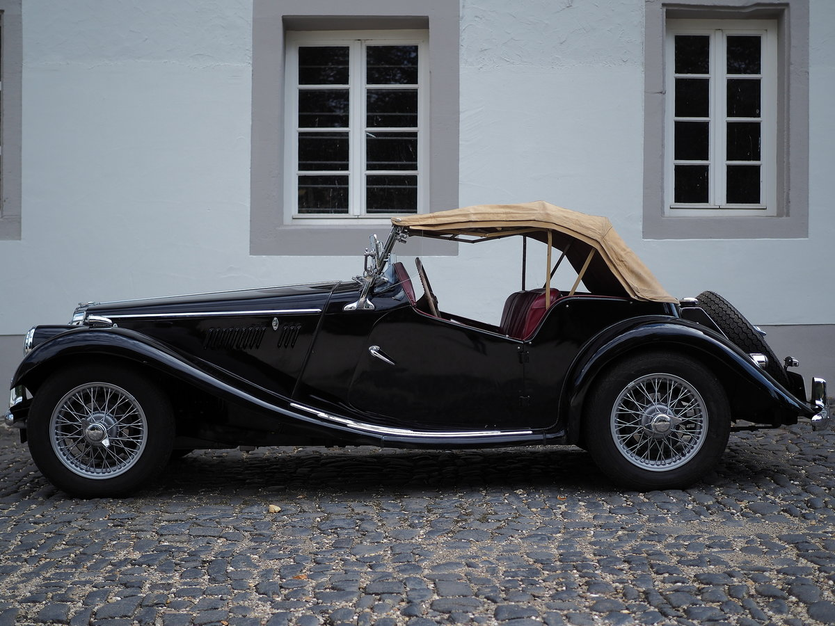 1953 MG 1250 TF For Sale (picture 6 of 6)