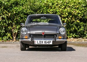 1975 MG BGT SOLD by Auction