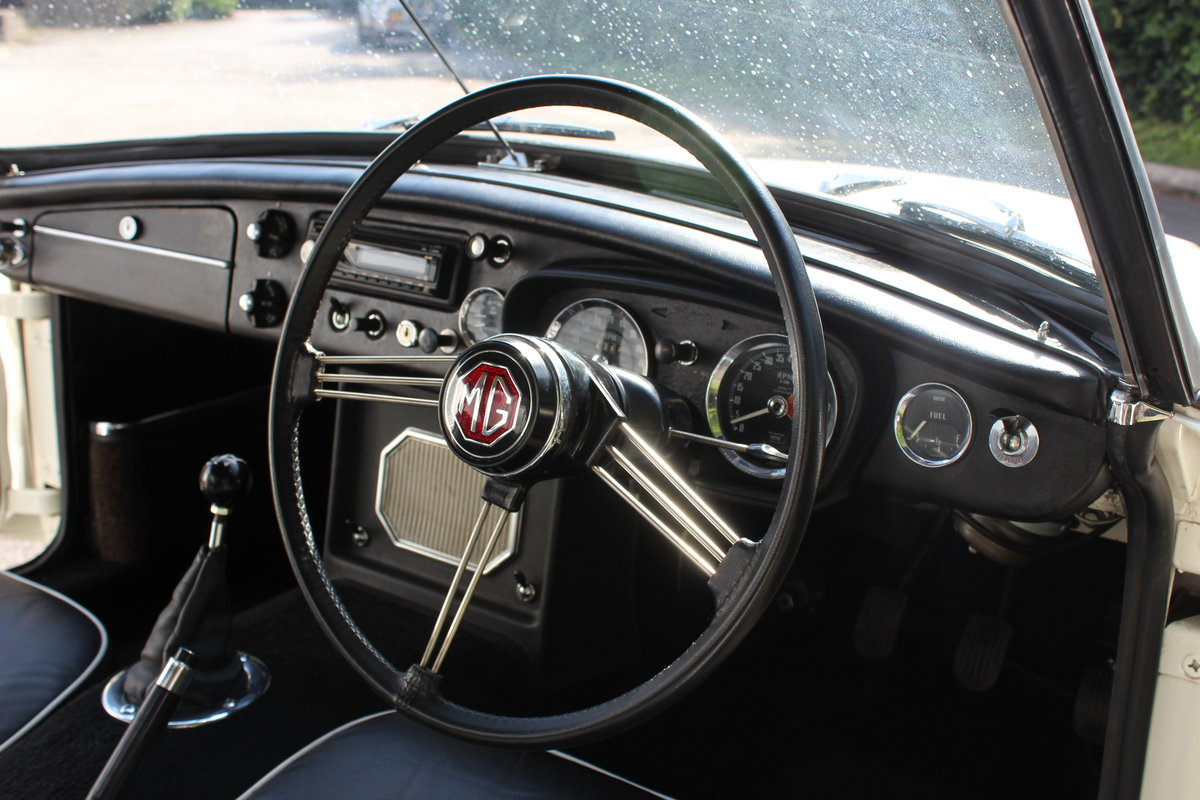 1968 MGC ROADSTER For Sale (picture 4 of 6)