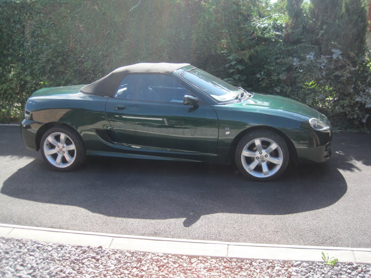 2003 MGTF ONLY 22000 MILES. ENTHUSIAST REQUIRED For Sale (picture 1 of 6)