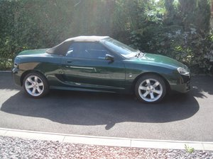 2003 MGTF ONLY 22000 MILES. ENTHUSIAST REQUIRED For Sale