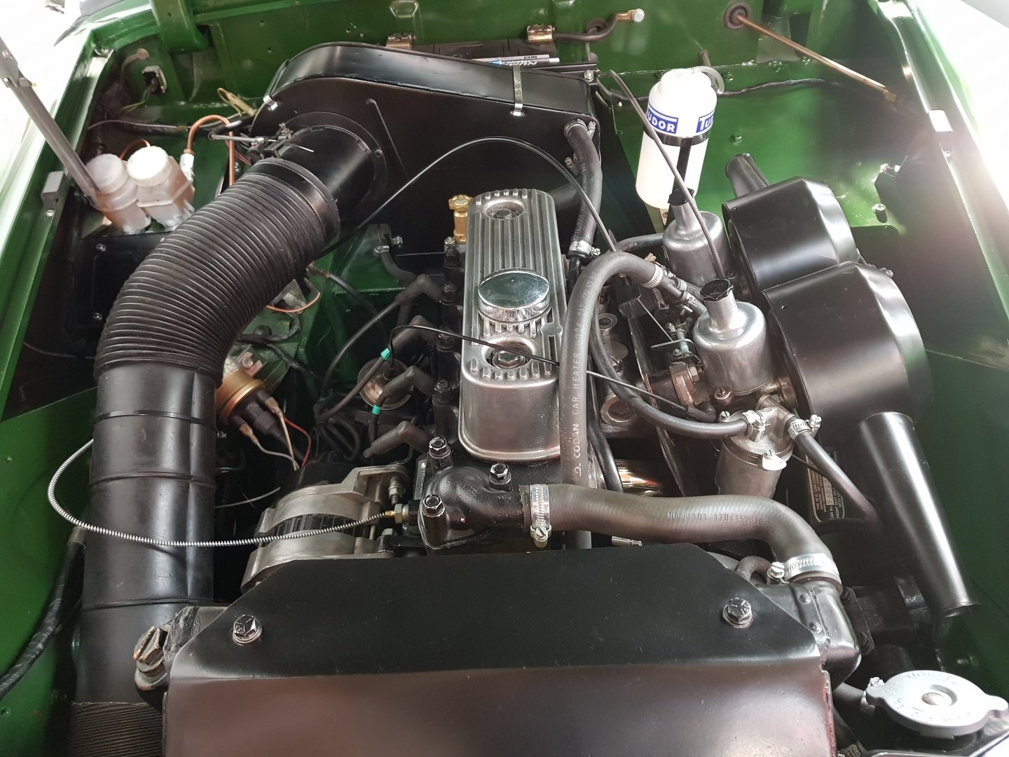MG Midget RWA 1971, Totally rebuilt engine! SOLD (picture 6 of 6)