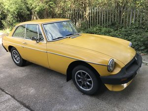 Picture of 1979 MGB GT FOR COMPLETE RESTORATION SOLD