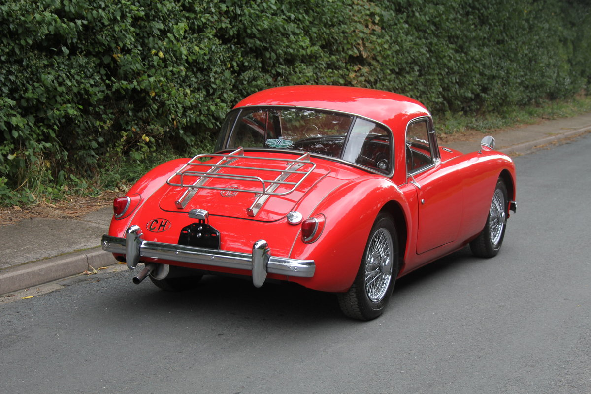 1957 MGA 1500 MKI Coupe For Sale (picture 6 of 19)