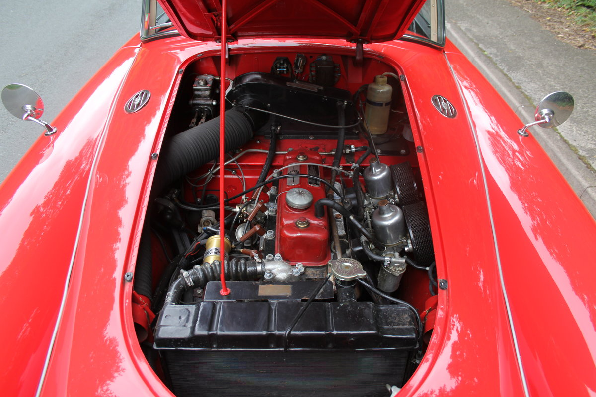 1957 MGA 1500 MKI Coupe For Sale (picture 16 of 19)