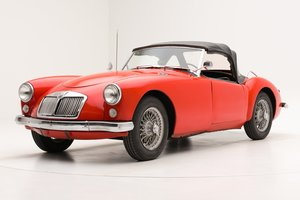 MGA 1500 roadster 1959 For Sale by Auction